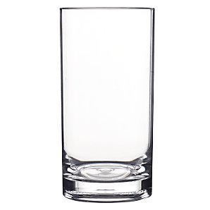 John Lewis Acrylic High Ball Glasses, Set of 4