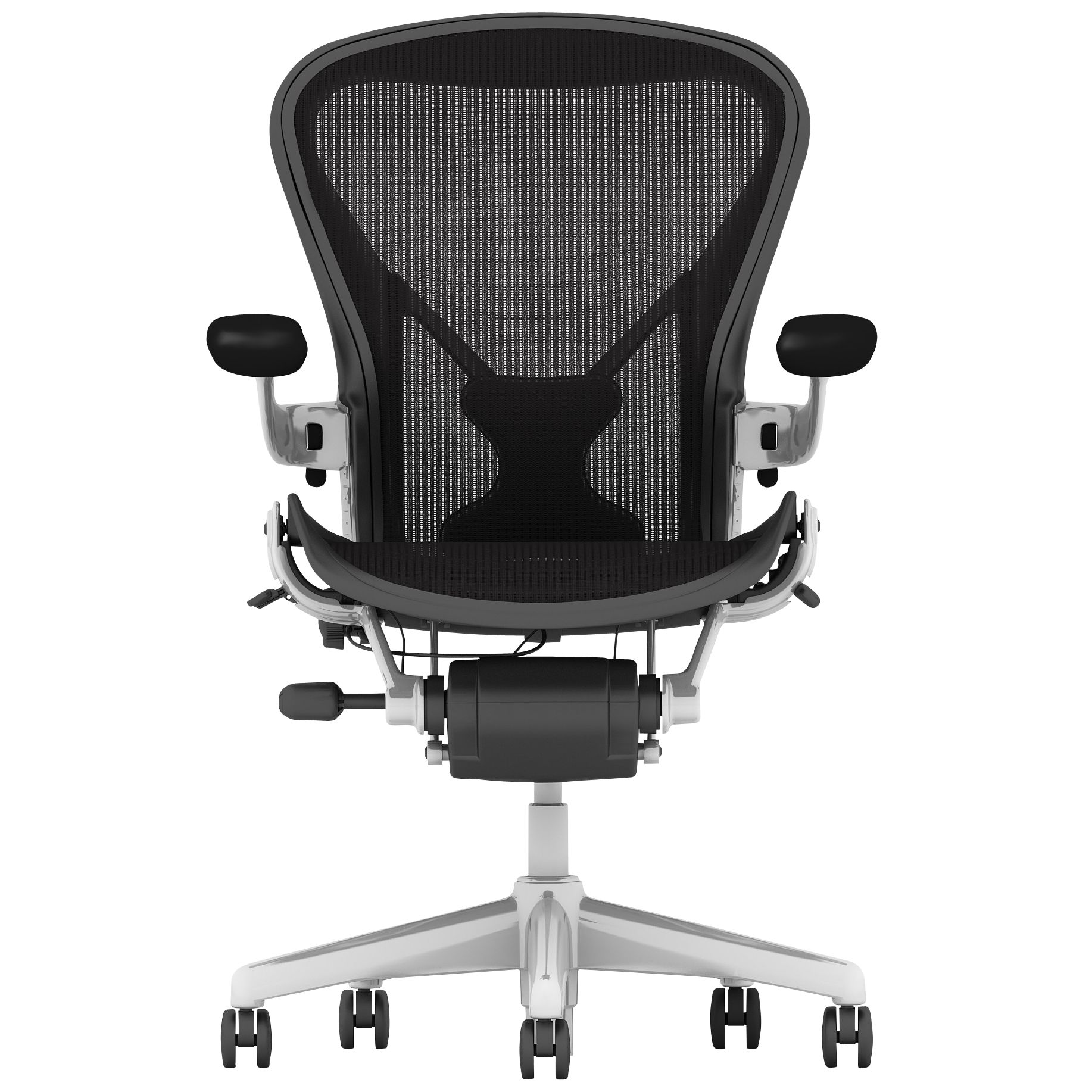 Herman Miller Aeron Office Chair Size C Review Compare Prices Buy Online