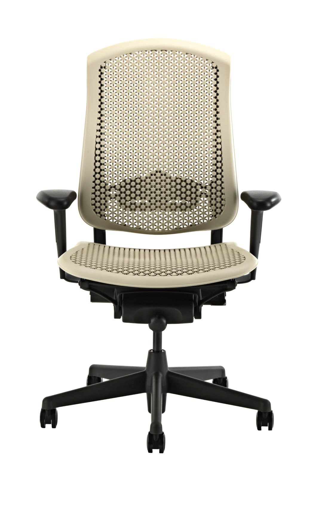 Herman Miller Celle Office Chair, Champagne