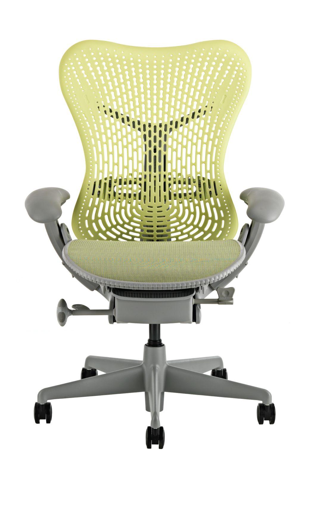 Herman Miller Mirra Office Chair, Citron