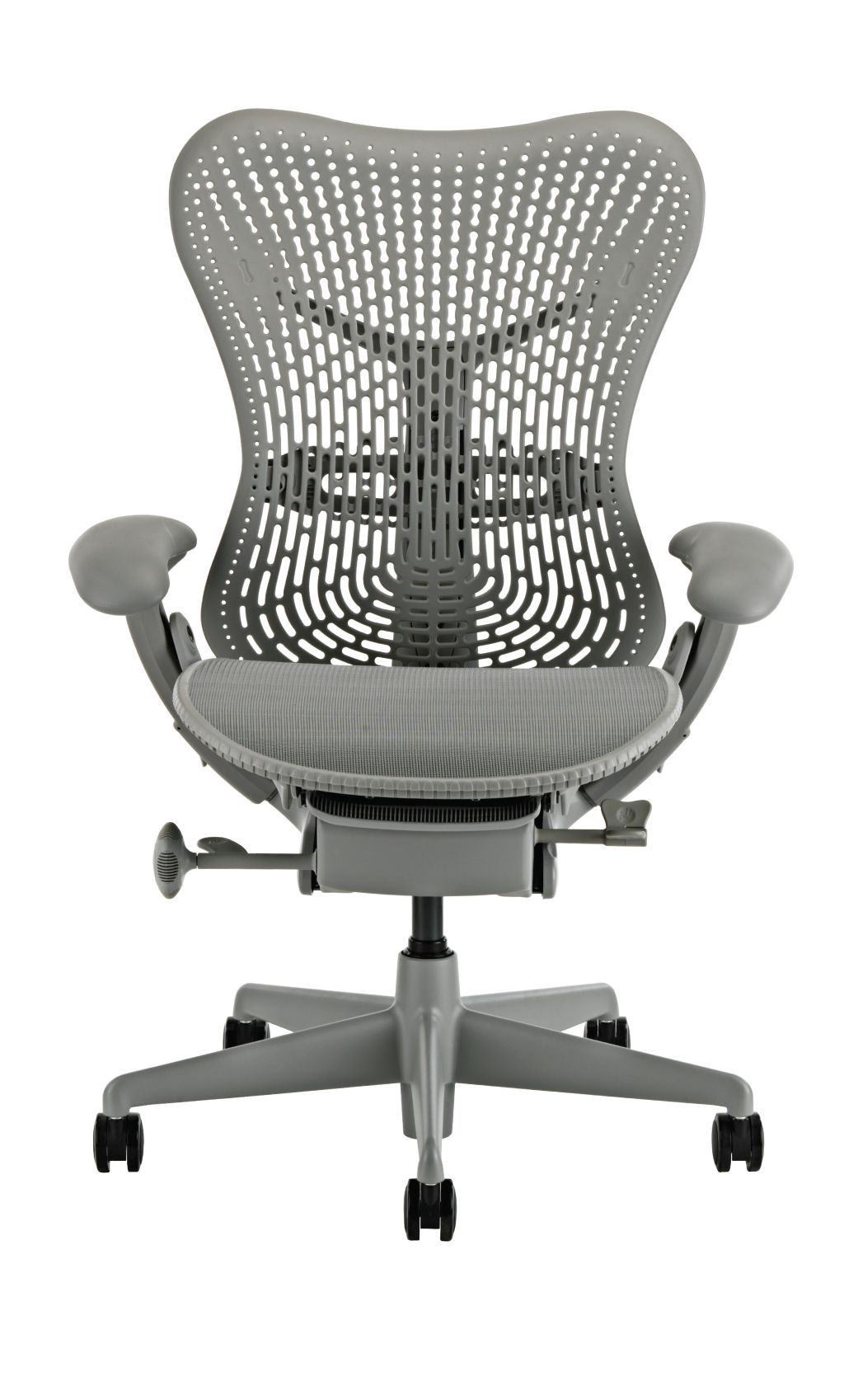 Herman Miller Mirra Office Chair, Shadow Grey