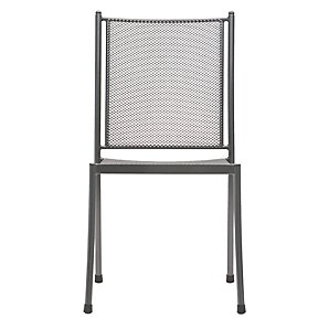 Royal Garden Classic Side Chair, Wrought Iron