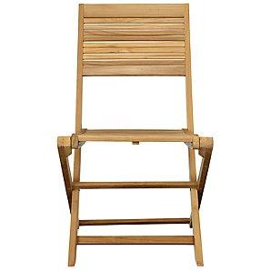 John Lewis Aspley Folding Side Chair
