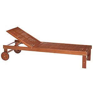 John Lewis Value Breeze Sunlounger