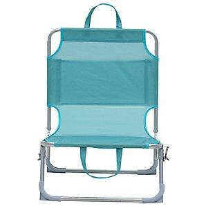 John Lewis Beach Chair, Kingfisher