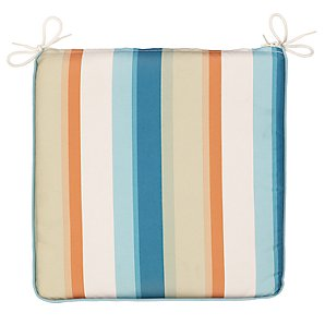 Small Seat Pad, Forage Stripe