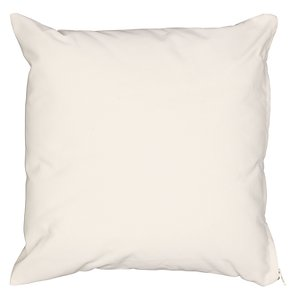 Square Scatter Cushion, Natural