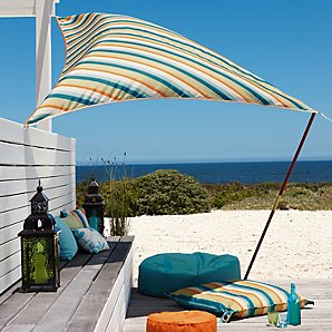 John Lewis Sail Shade, Forage Stripe