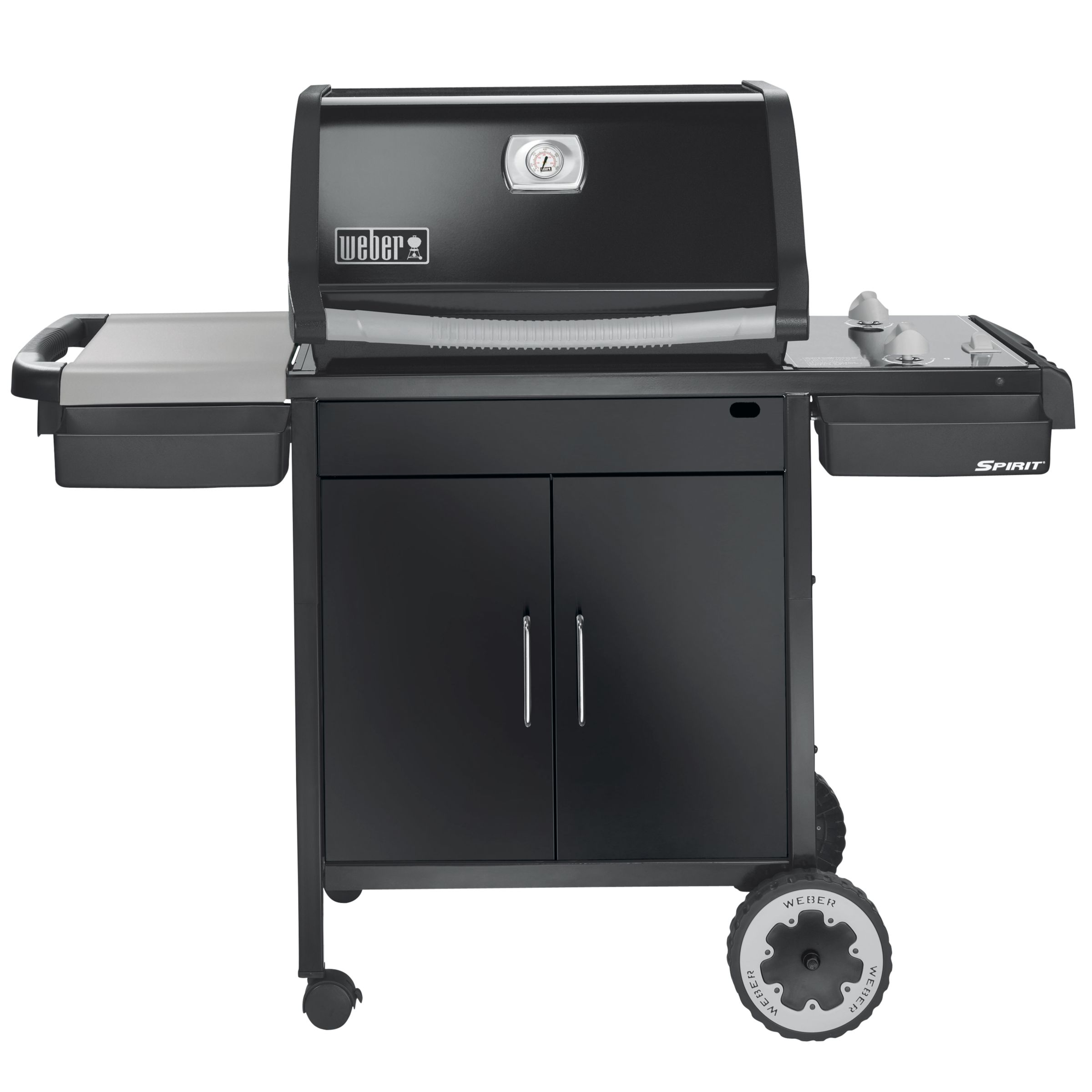 Weber Spirit Classic E210 Gas Barbecue with Cover
