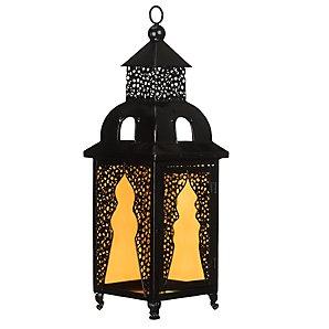 John Lewis Kerala Lantern, Pumpkin