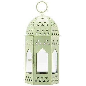 John Lewis Moroccan Lantern, Leaf