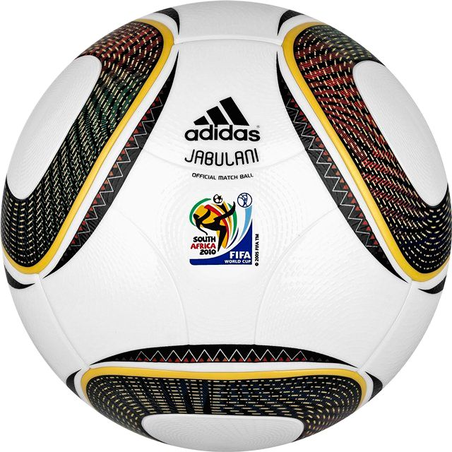 Adidas 2010 World Cup Replique Football, Size 5