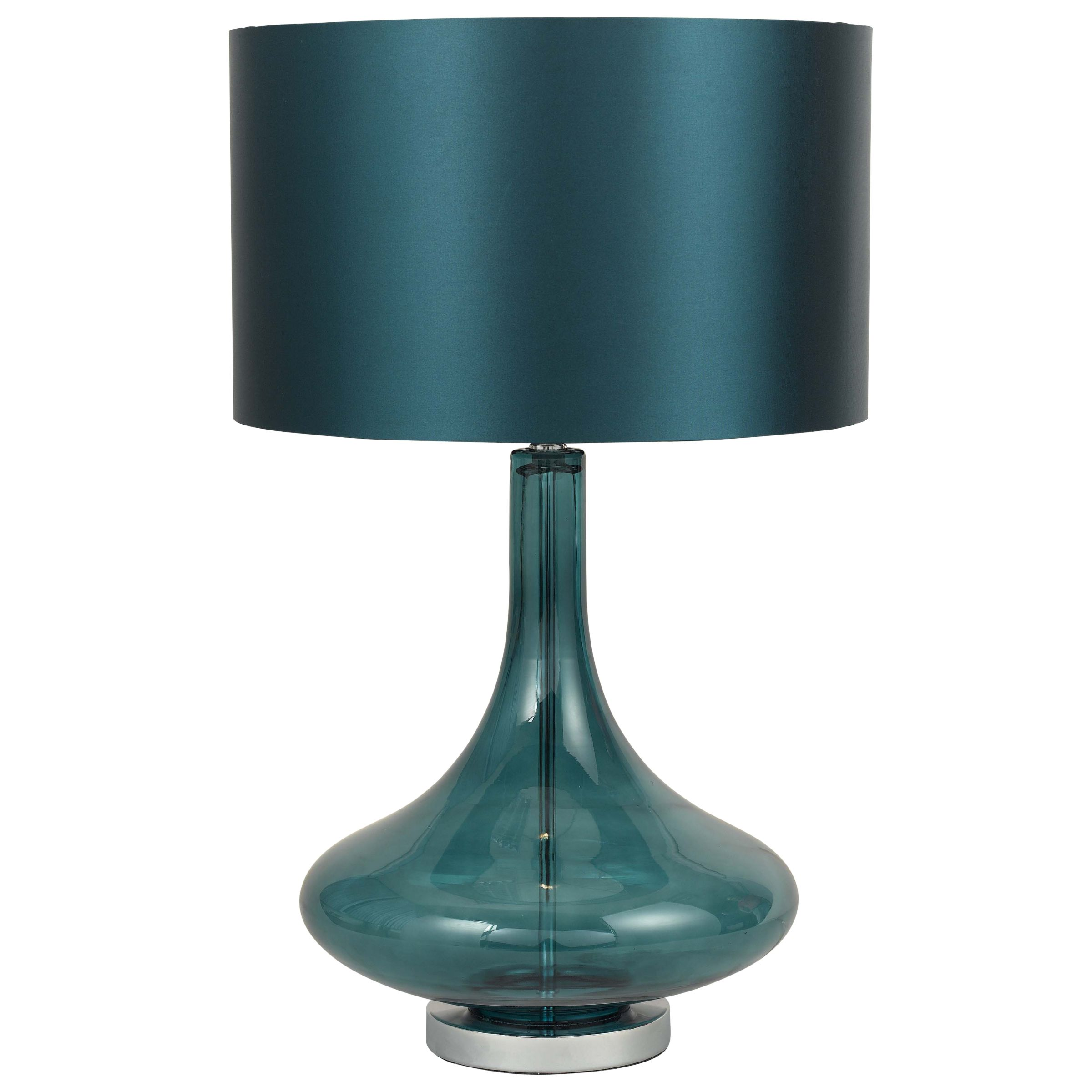 table lamp clear glass john lewis cheryl table lamp clear. Black Bedroom Furniture Sets. Home Design Ideas