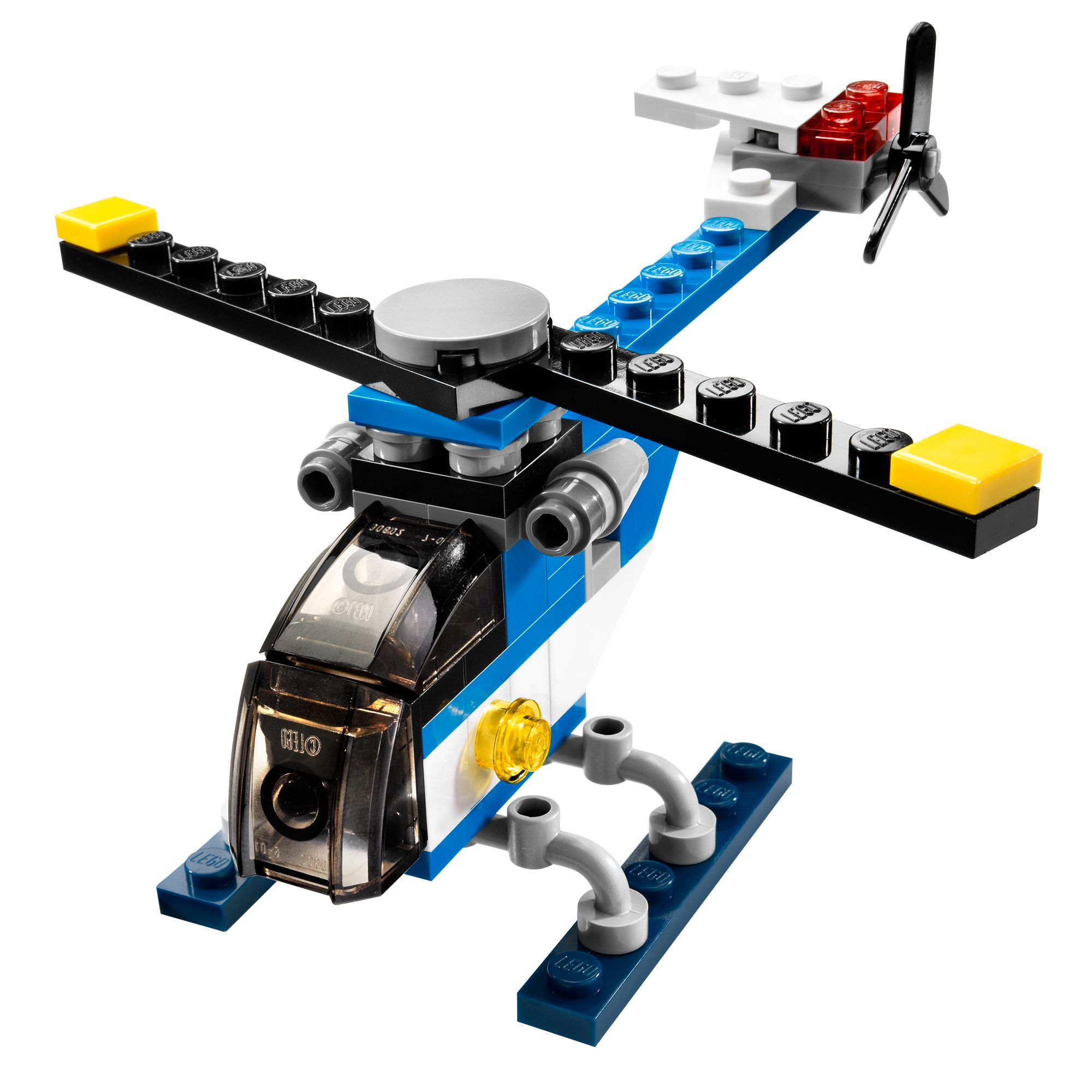 Lego Creator 3 In 1 Mini Helicopter Building Kit