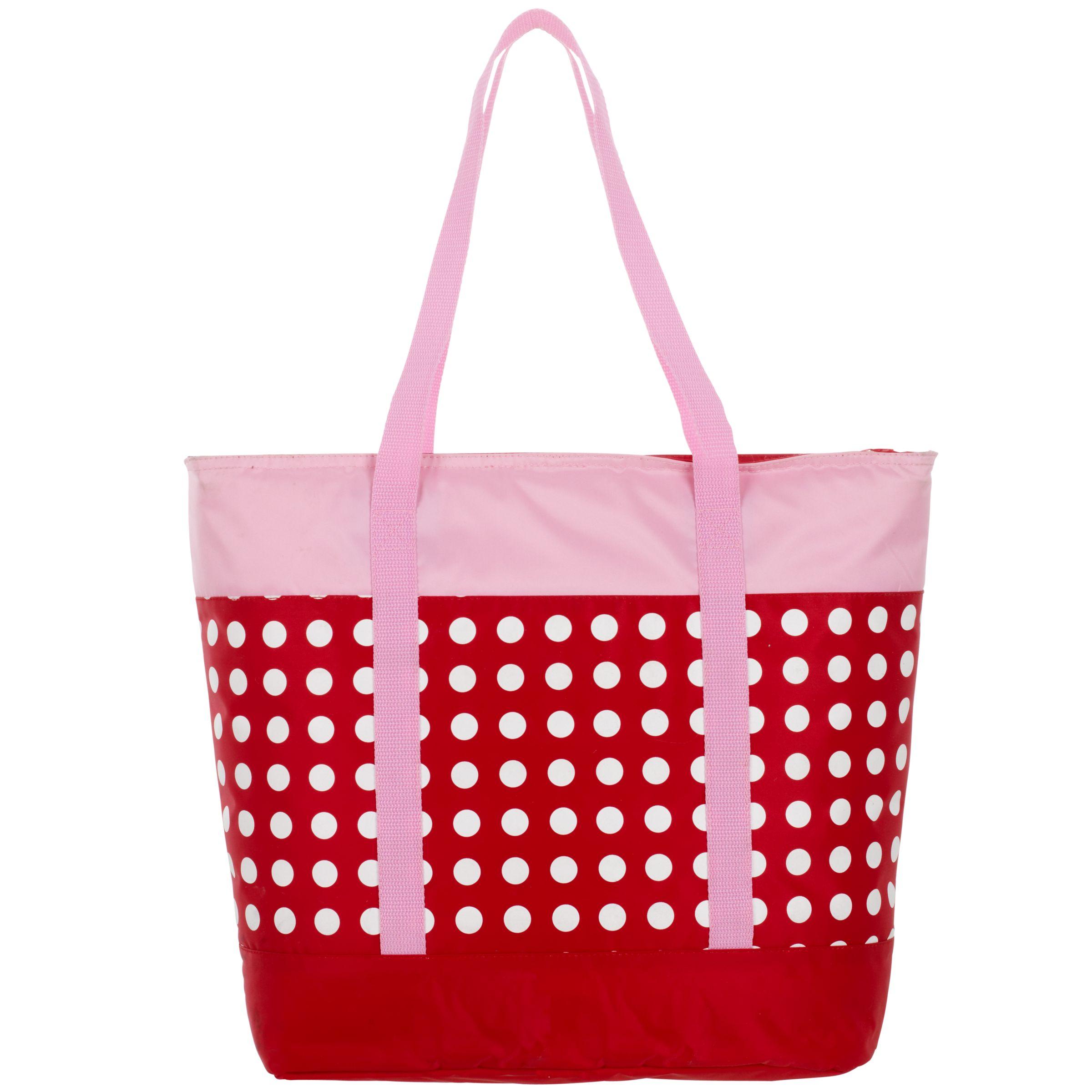 John Lewis Dotty Cooler Bag