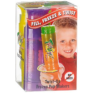 Twistix Ice Lolly Makers, Pack of 4
