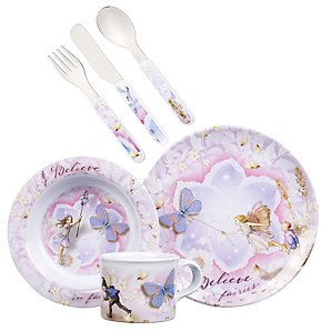 Emma Ball Flower Fairies Dinner Set