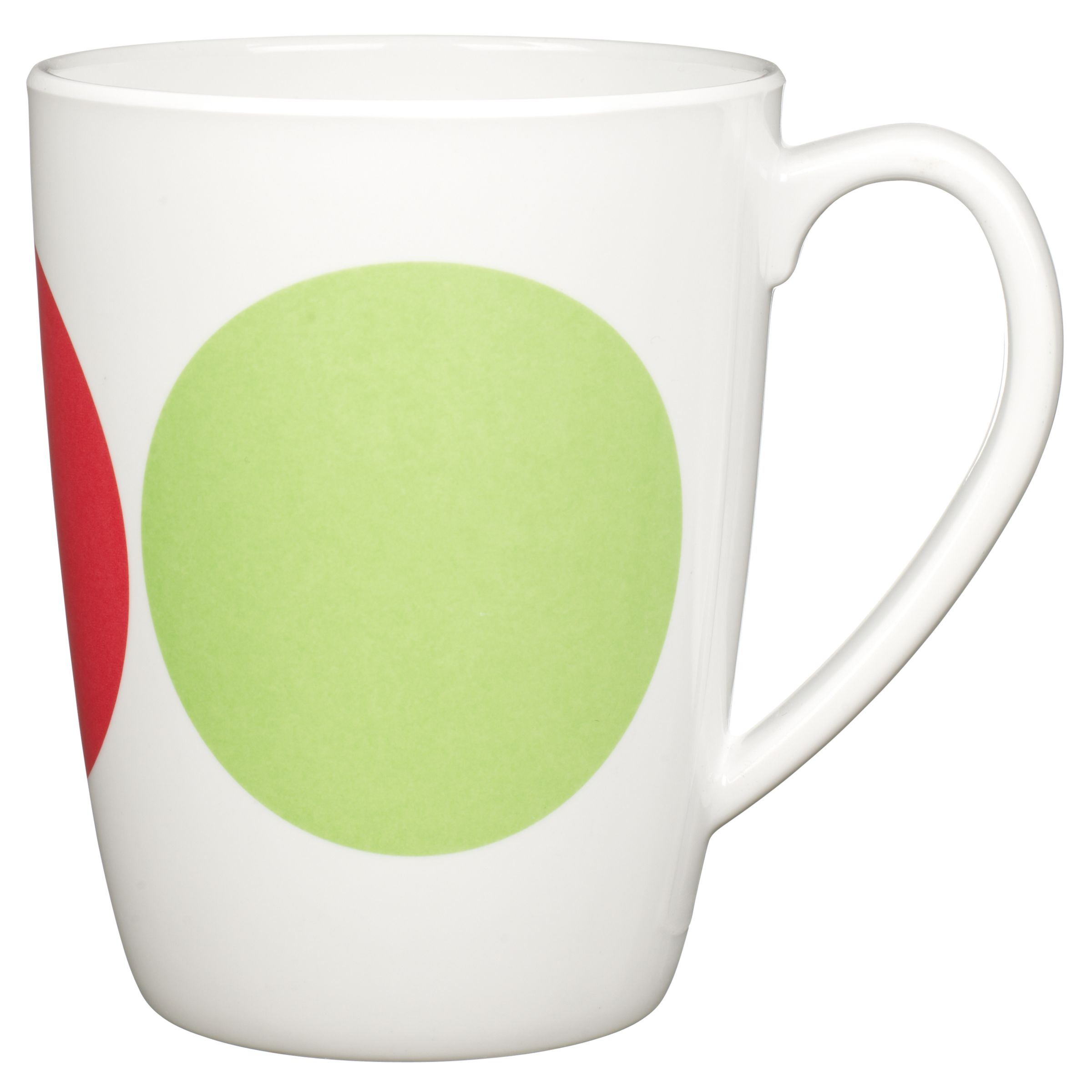 John Lewis Summer Dot Mug