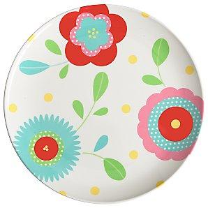John Lewis Summer Floral Plate