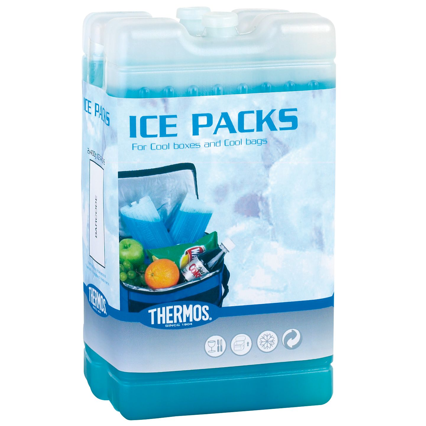Thermos Ice Pack Twin Pack, 2 x 400