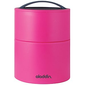 Aladdin Bento Food Flask, 950ml, Pink