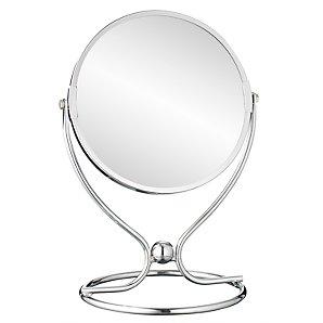 Wired Base Pedestal Mirror
