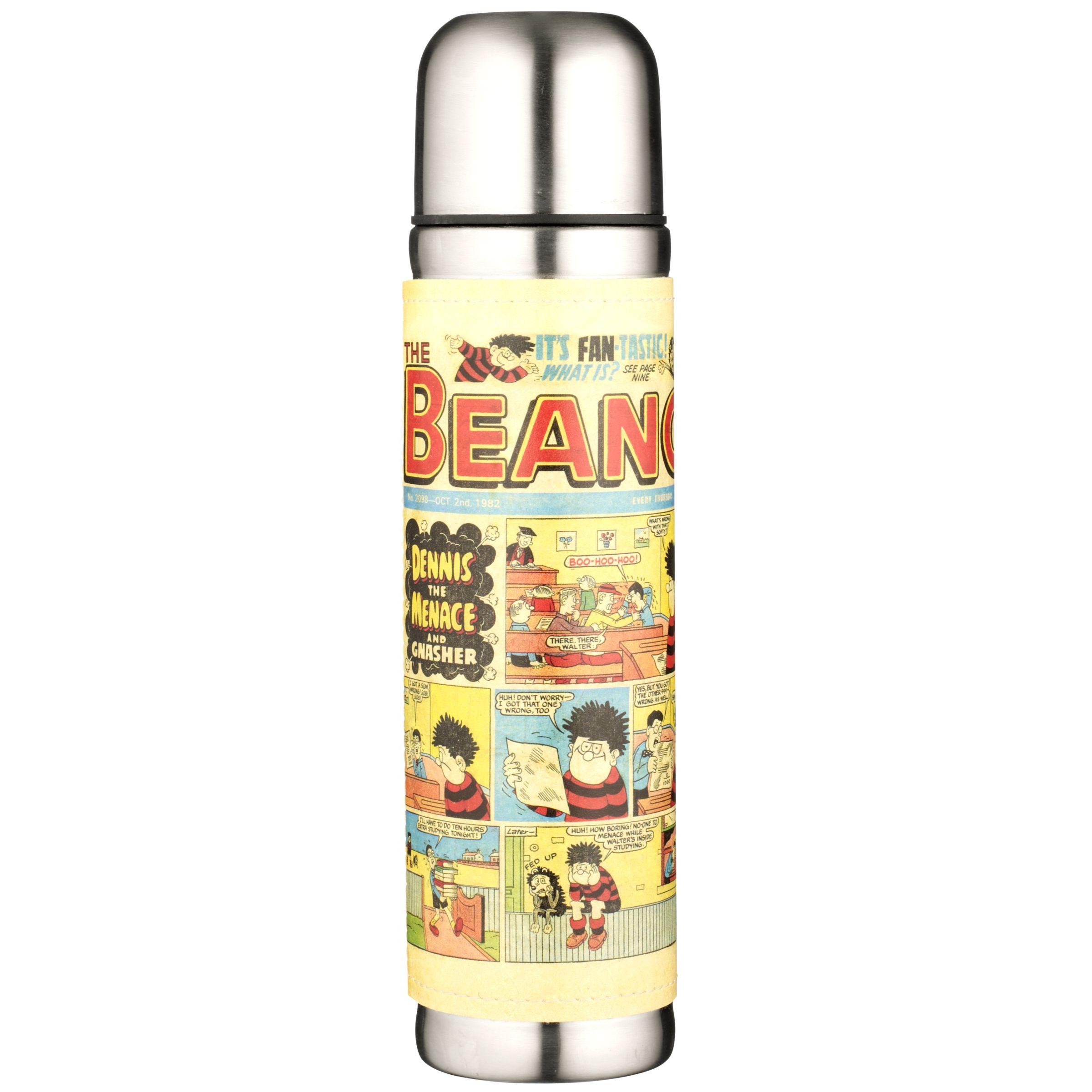 Wild & Wolf Vintage Beano Flask