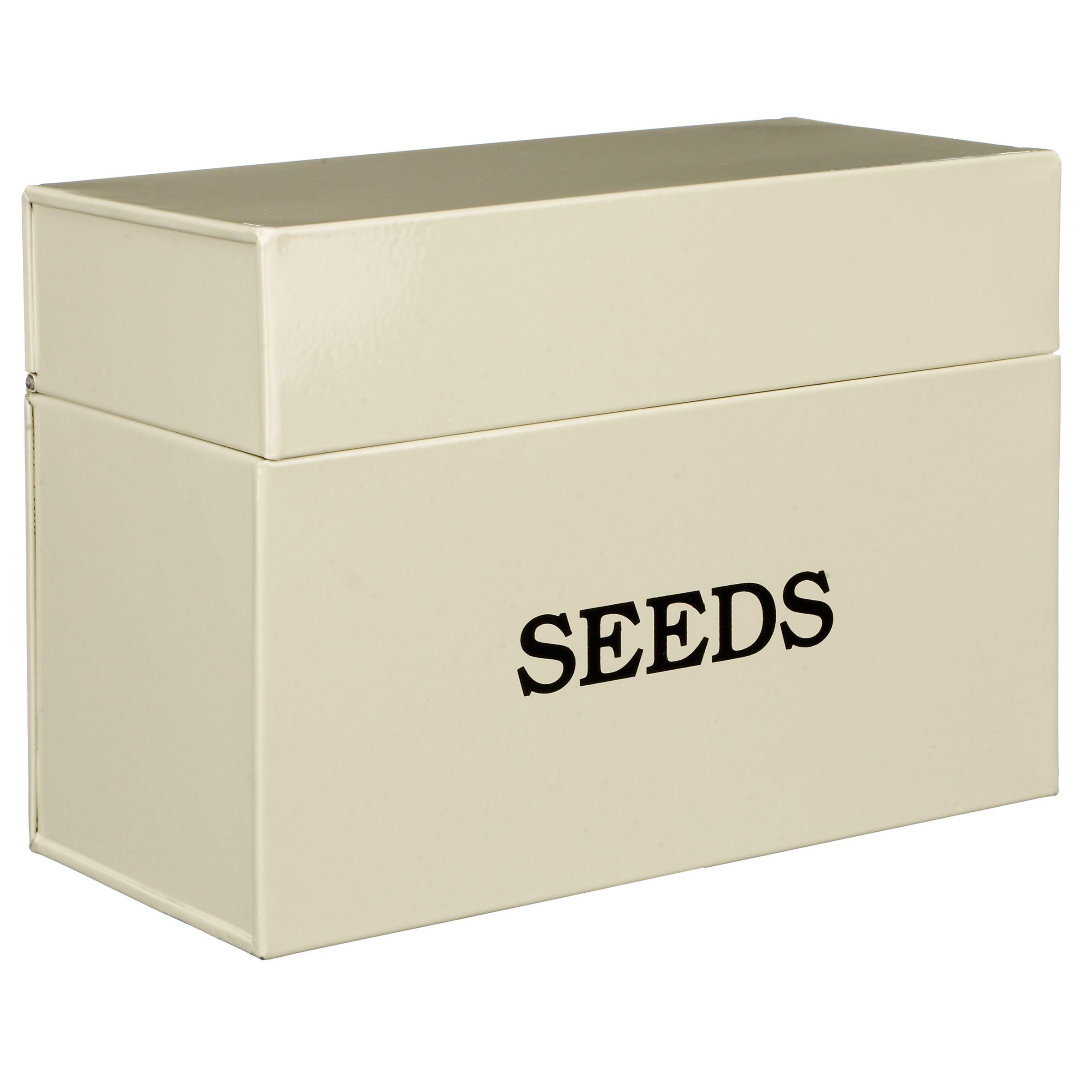 Garden Trading Seed Box