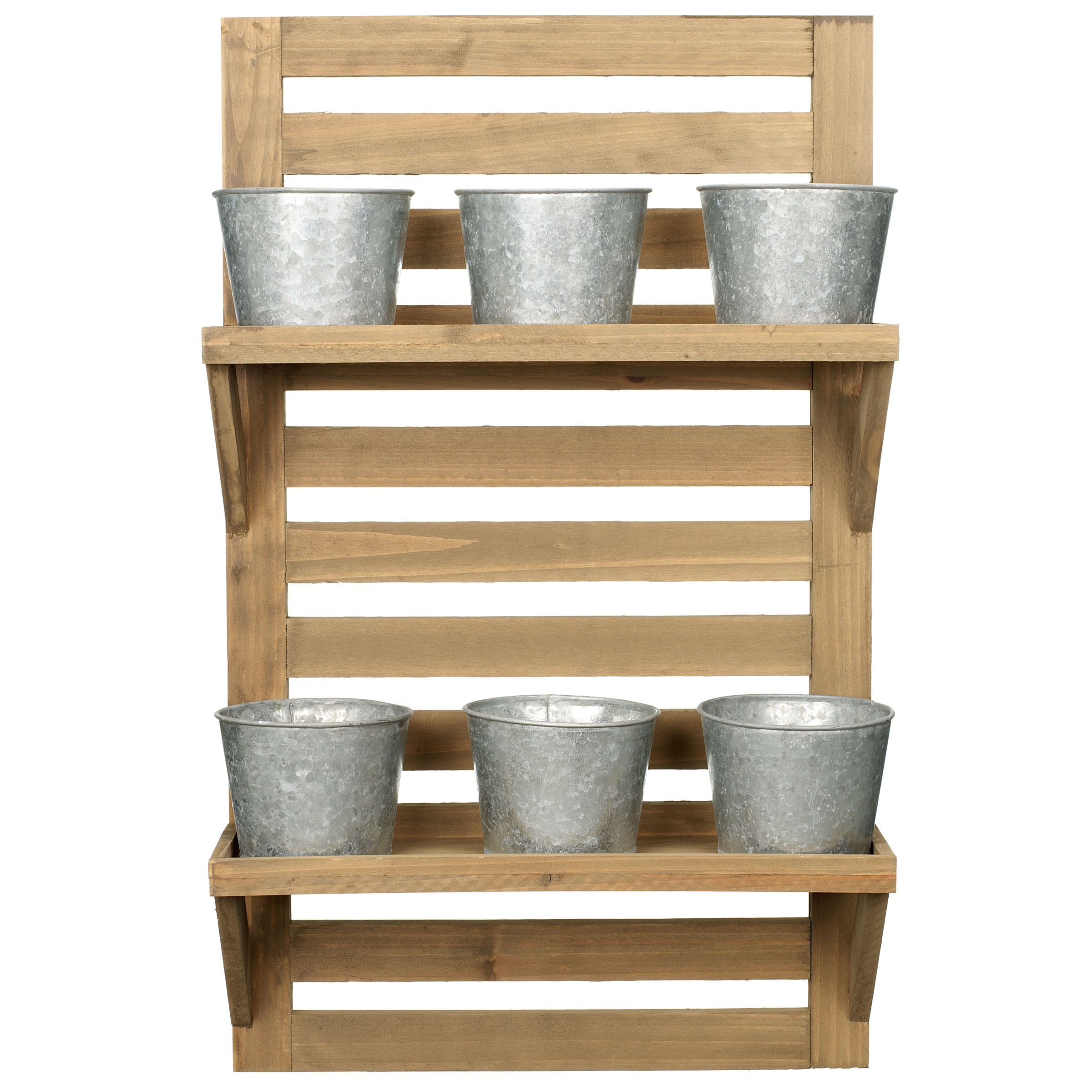 Garden Trading Wall-Mounted Herb Rack