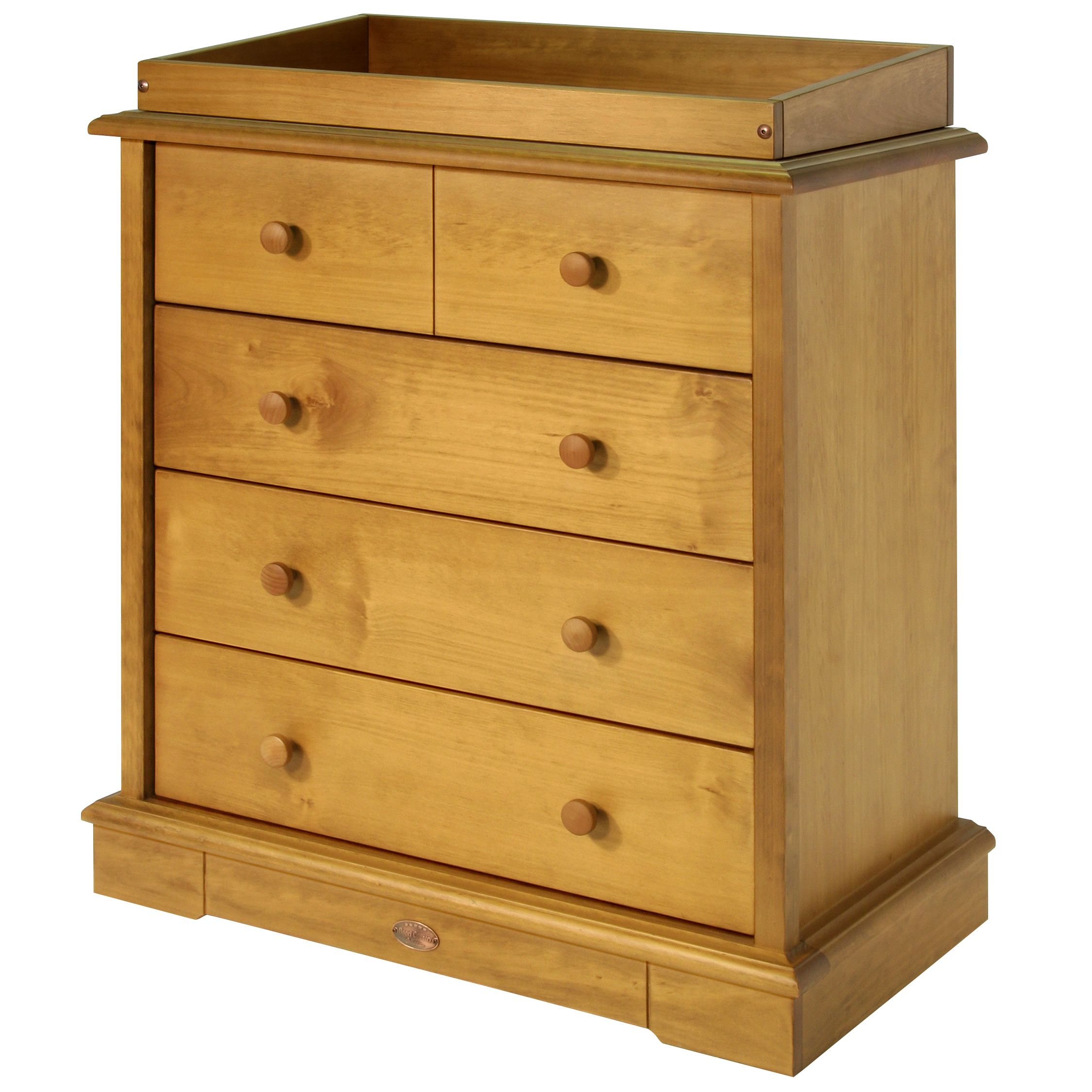 4 Drawer Chest, Heritage Teak
