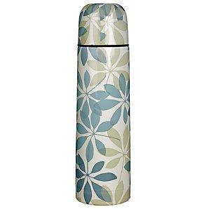 John Lewis Woodland Leaf Flask, 500ml