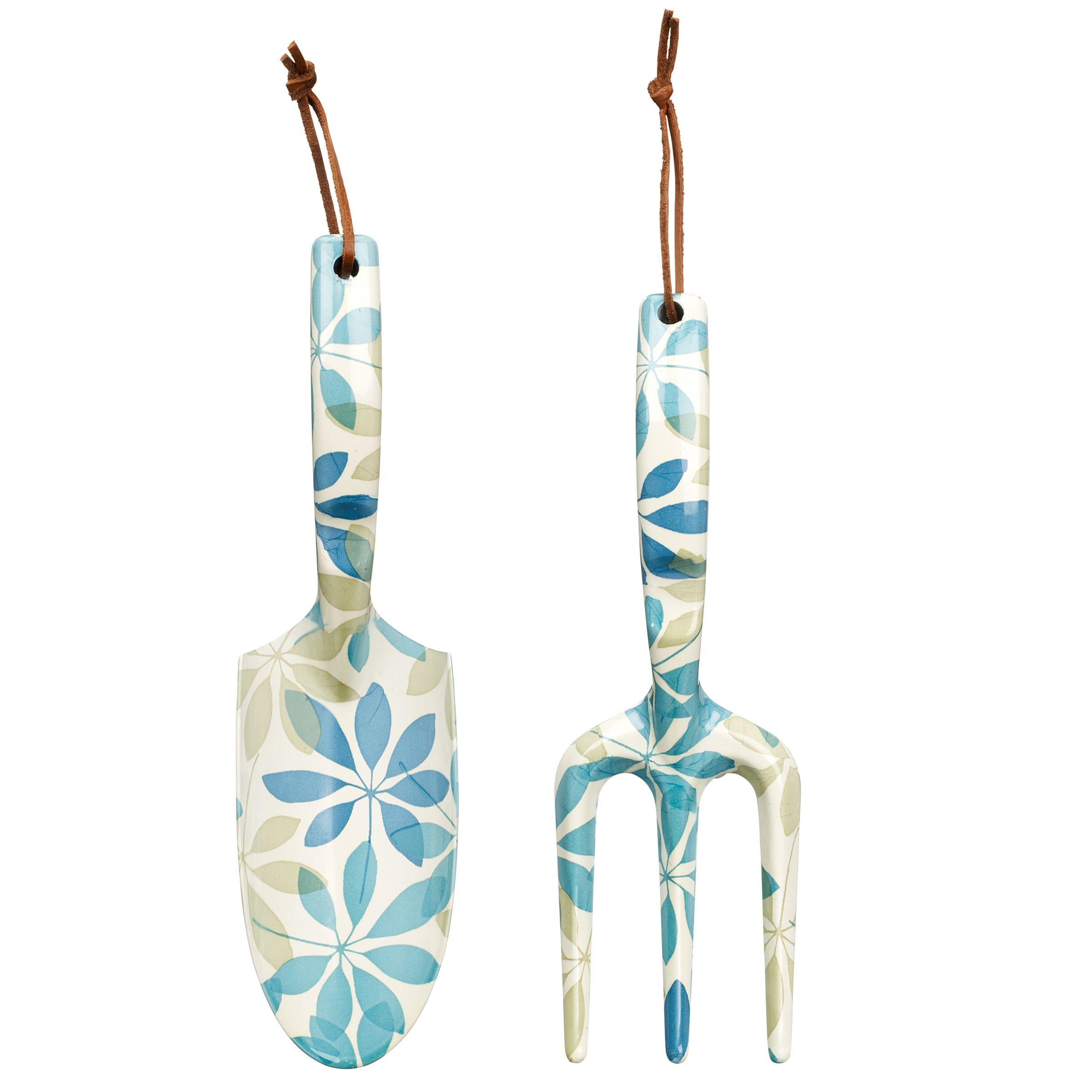 John Lewis Woodland Leaf Garden Tools