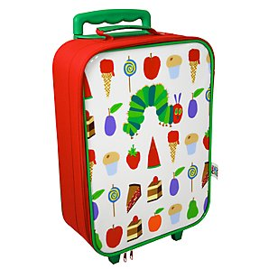 The Very Hungry Caterpillar Trolley Case, Multicoloured