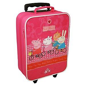 Peppa Pig Trolley Case, Pink
