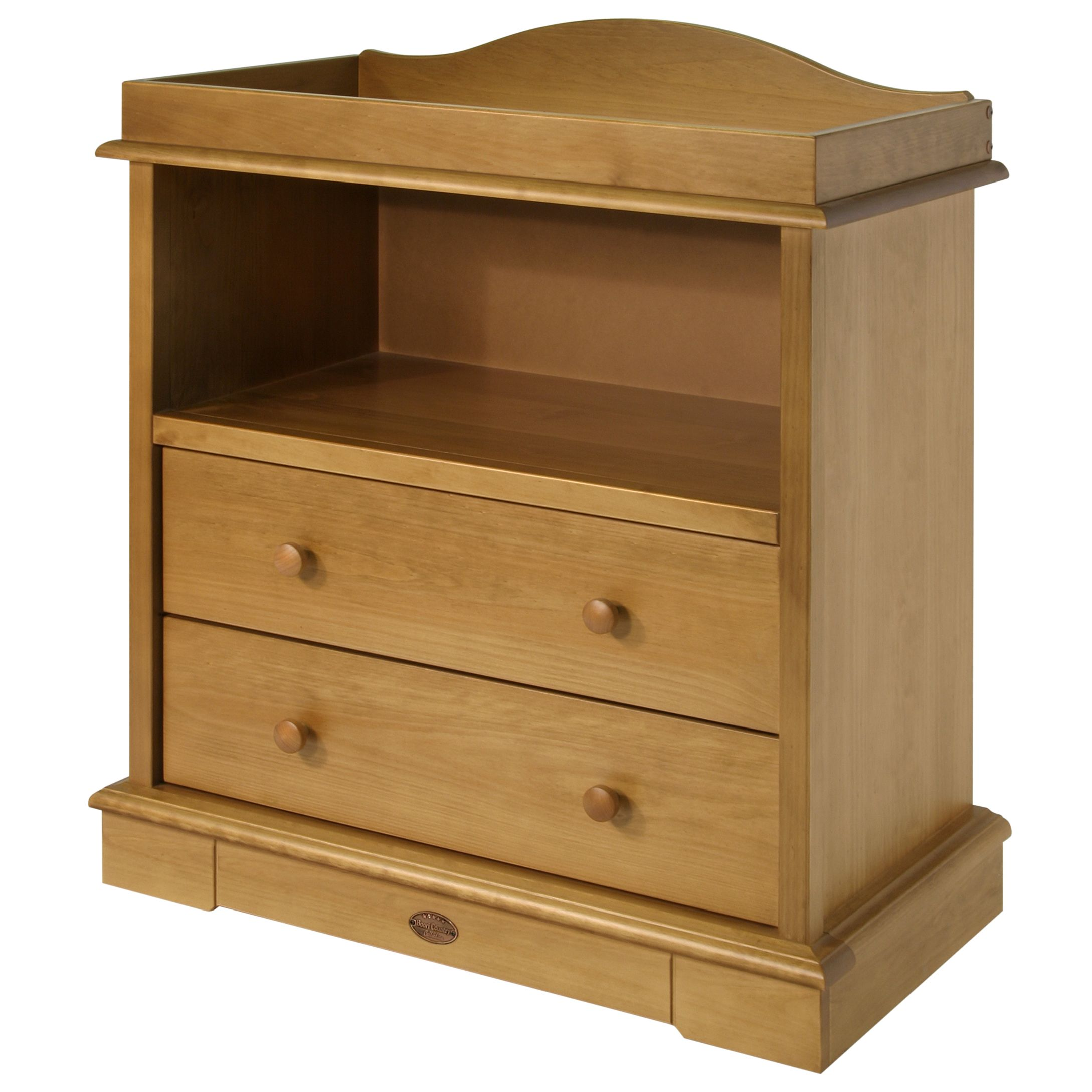2 Drawer Chest and Changing Unit, Heritage