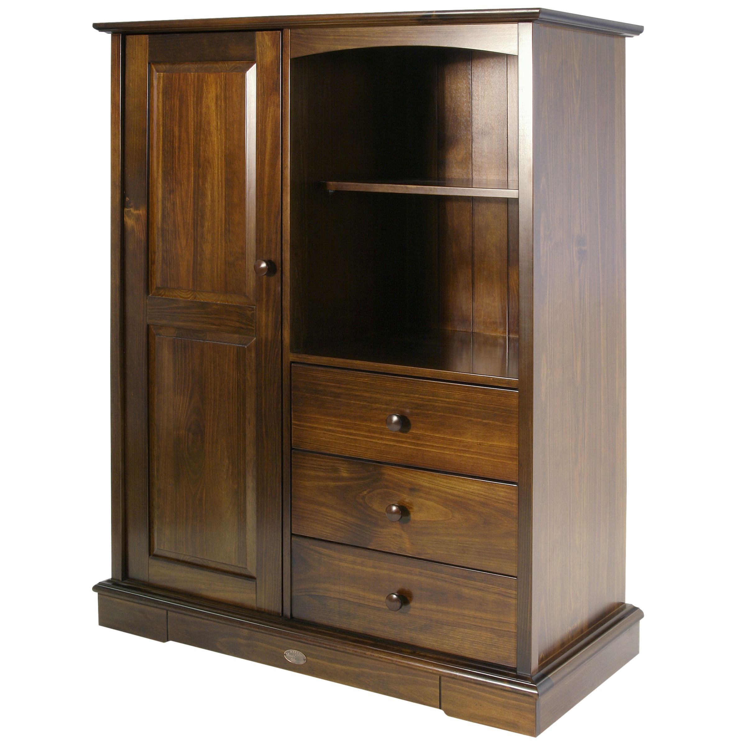 Junior Wardrobe, English Oak