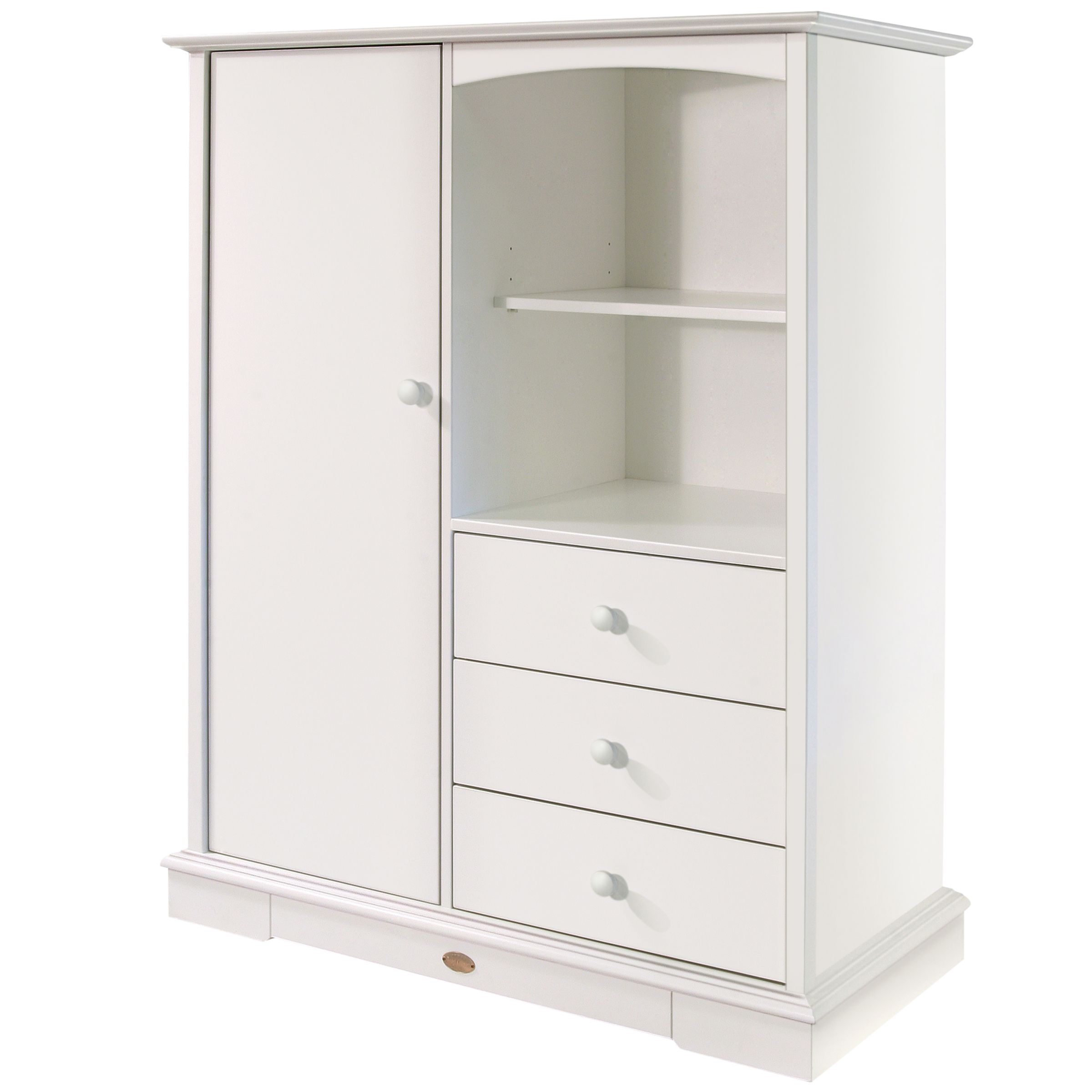 Junior Wardrobe, White