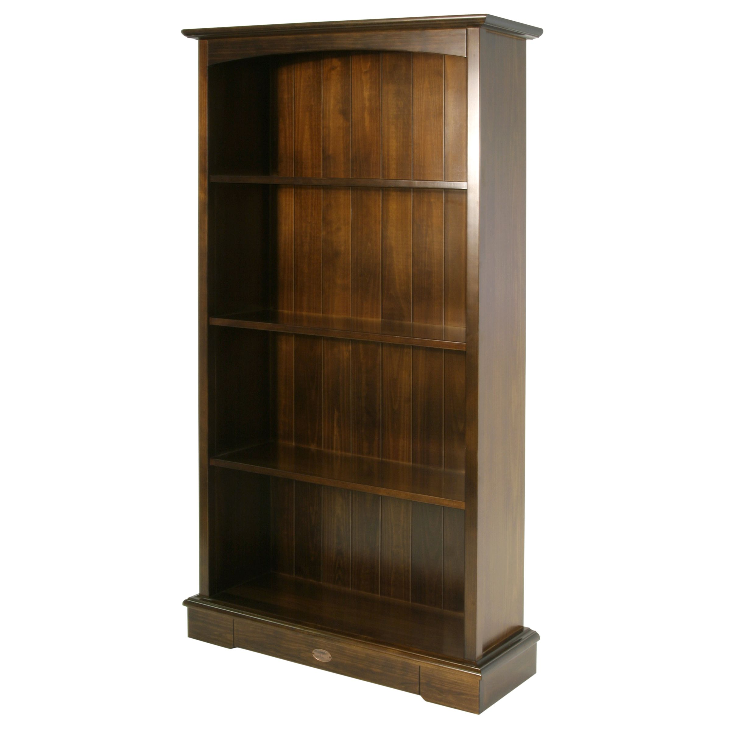 Large Bookcase, English Oak