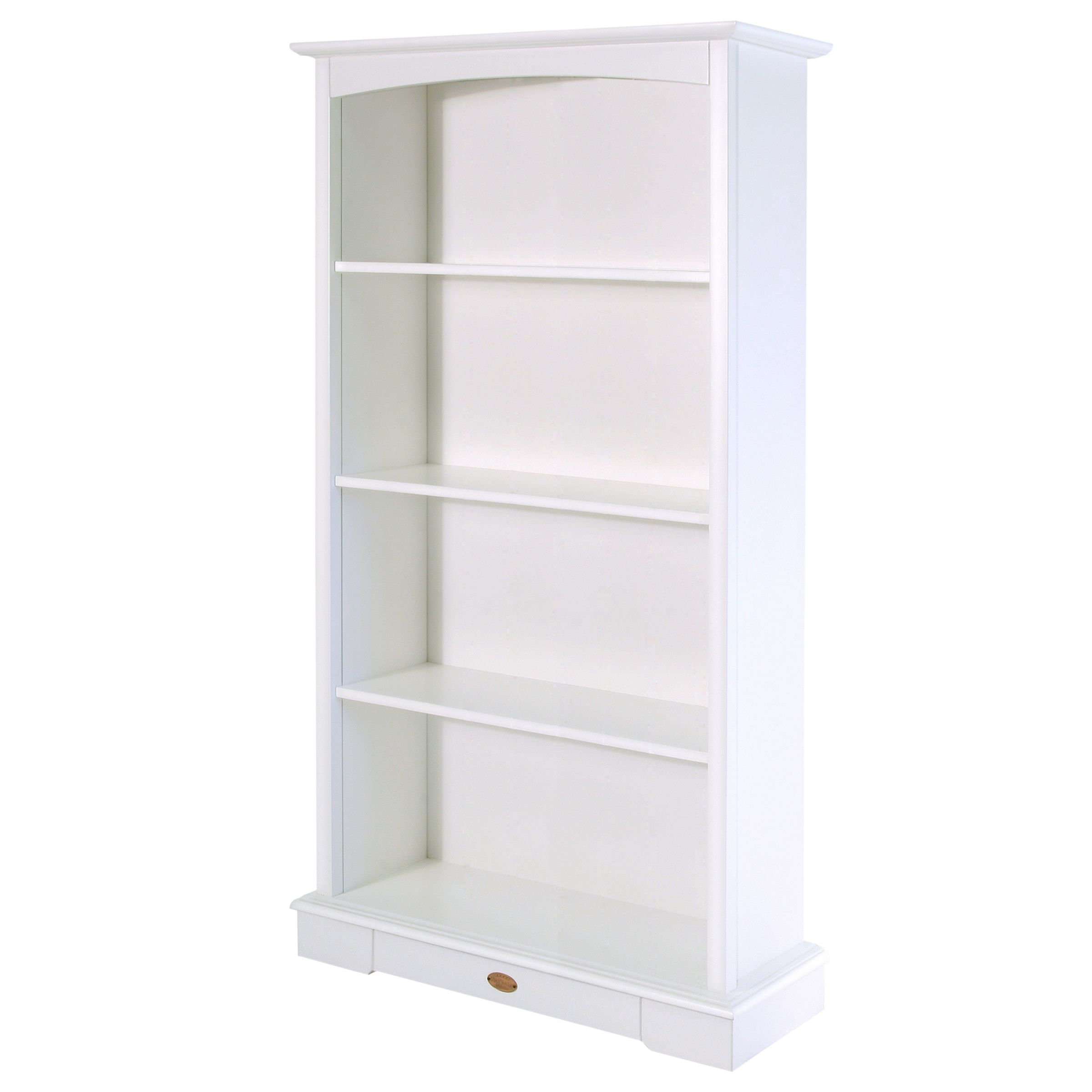 Large Bookcase, White