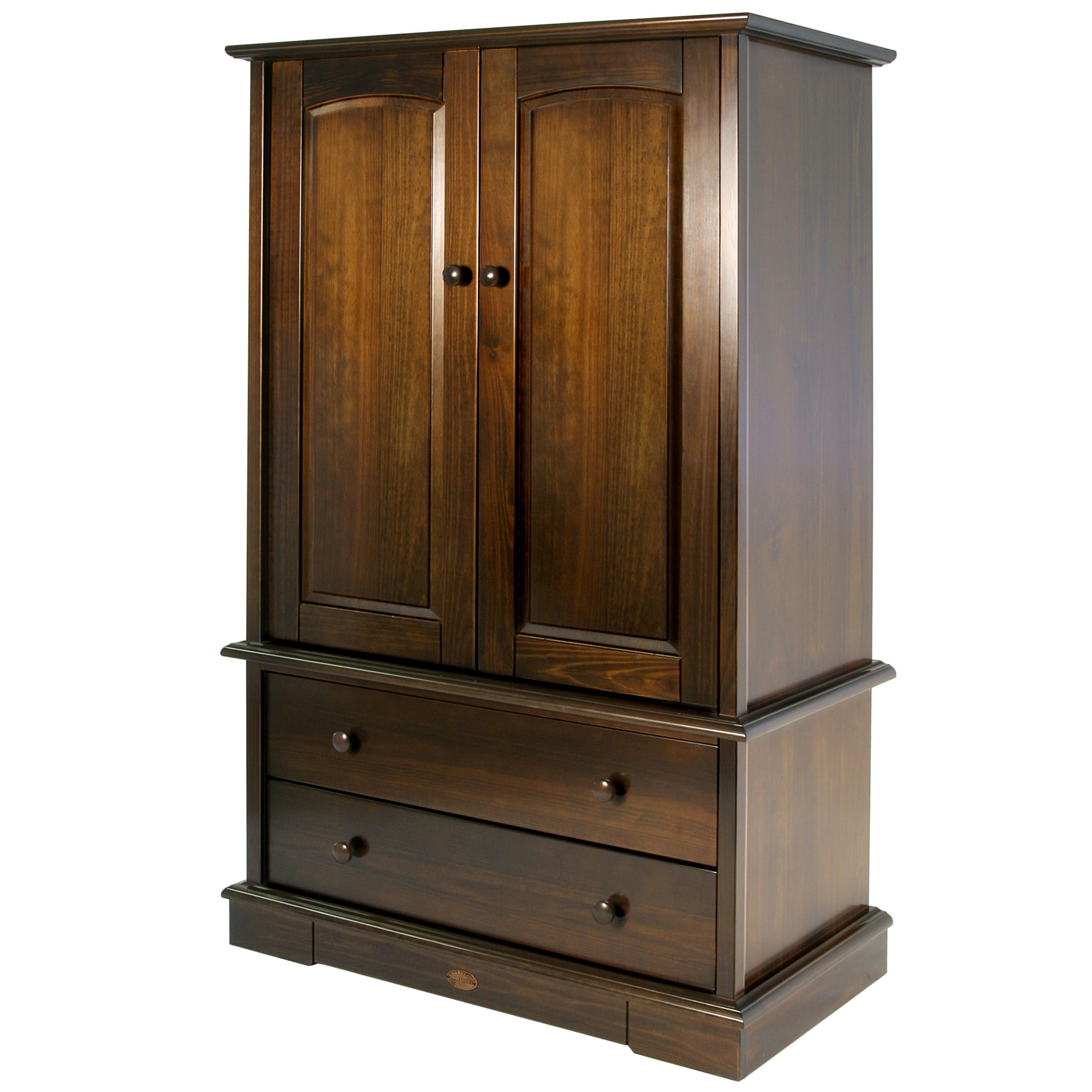 Nursery Wardrobe, English Oak