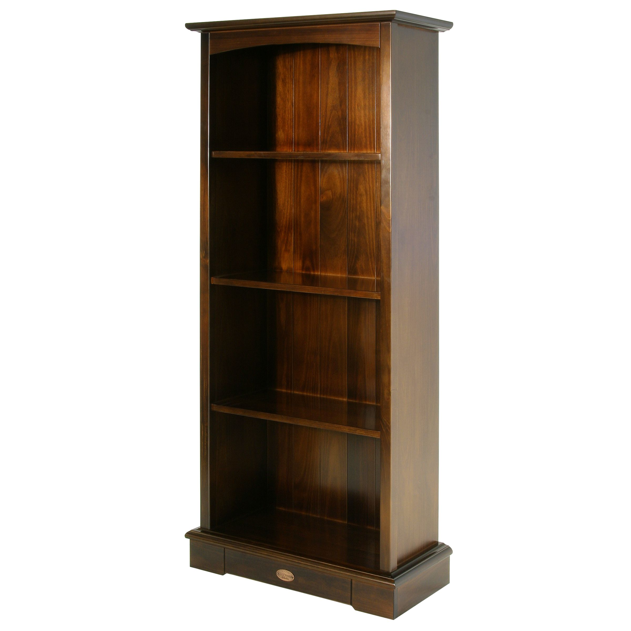 Small Bookcase, English Oak