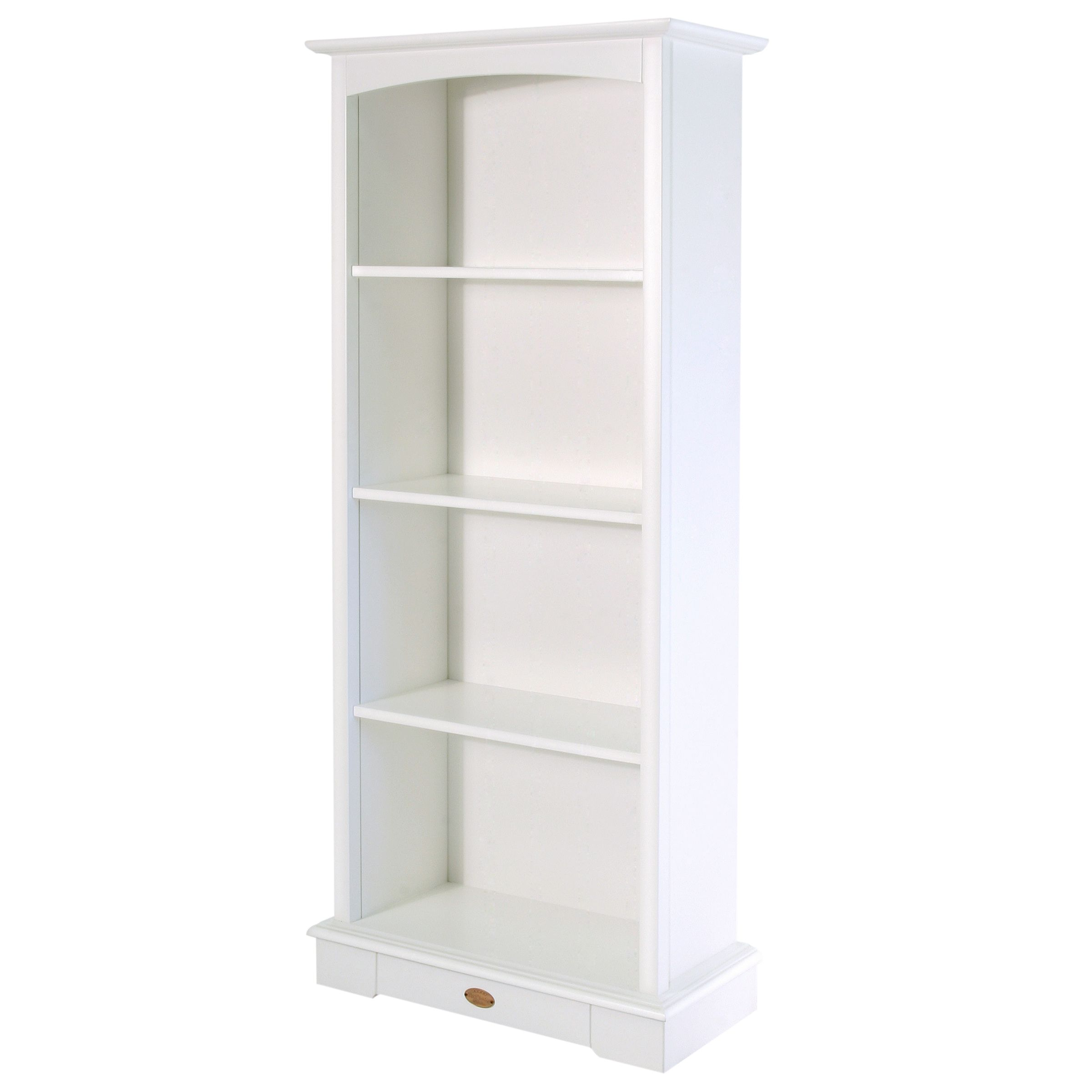 Small Bookcase, White
