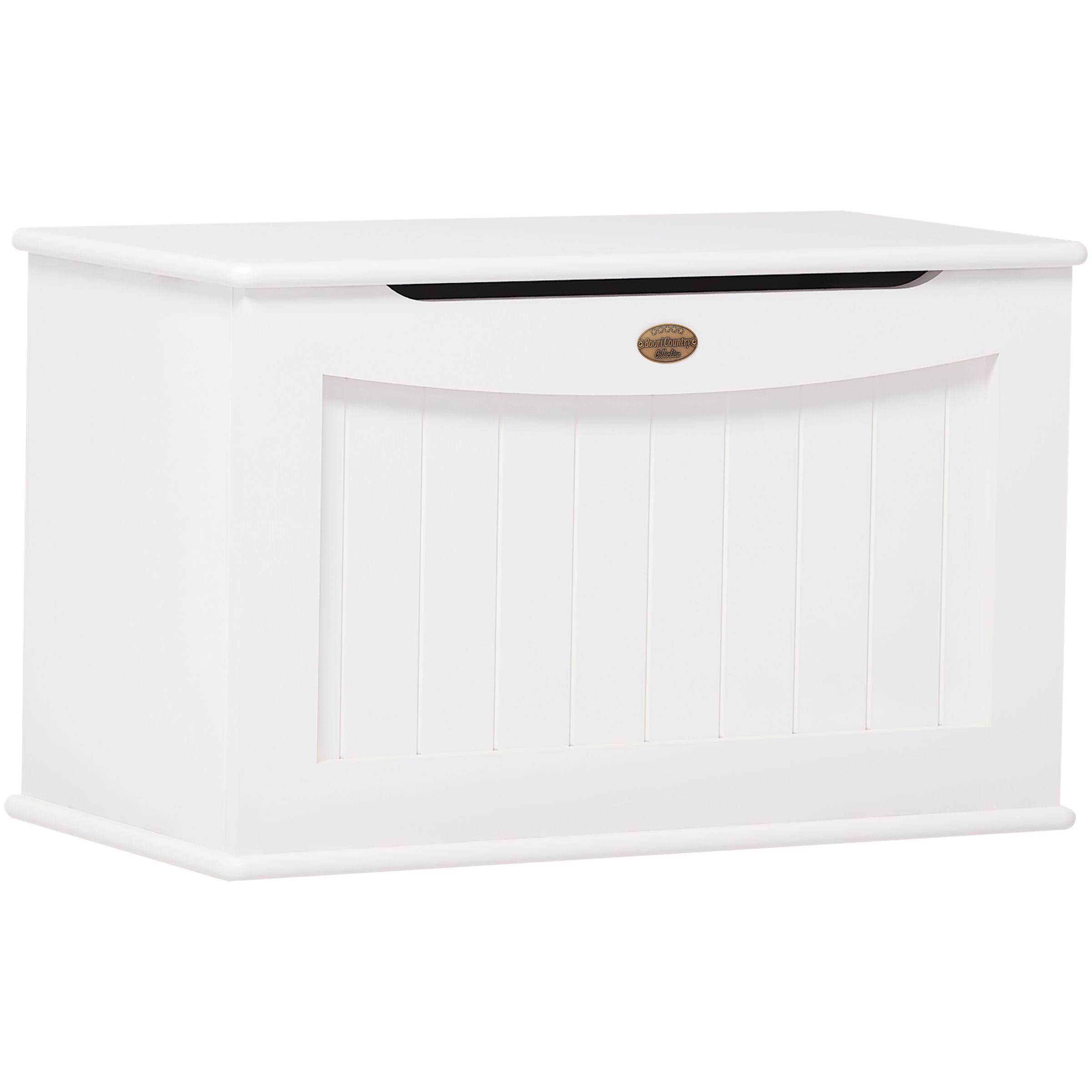 White apron john lewis - Boori Toy Box White At Johnlewis