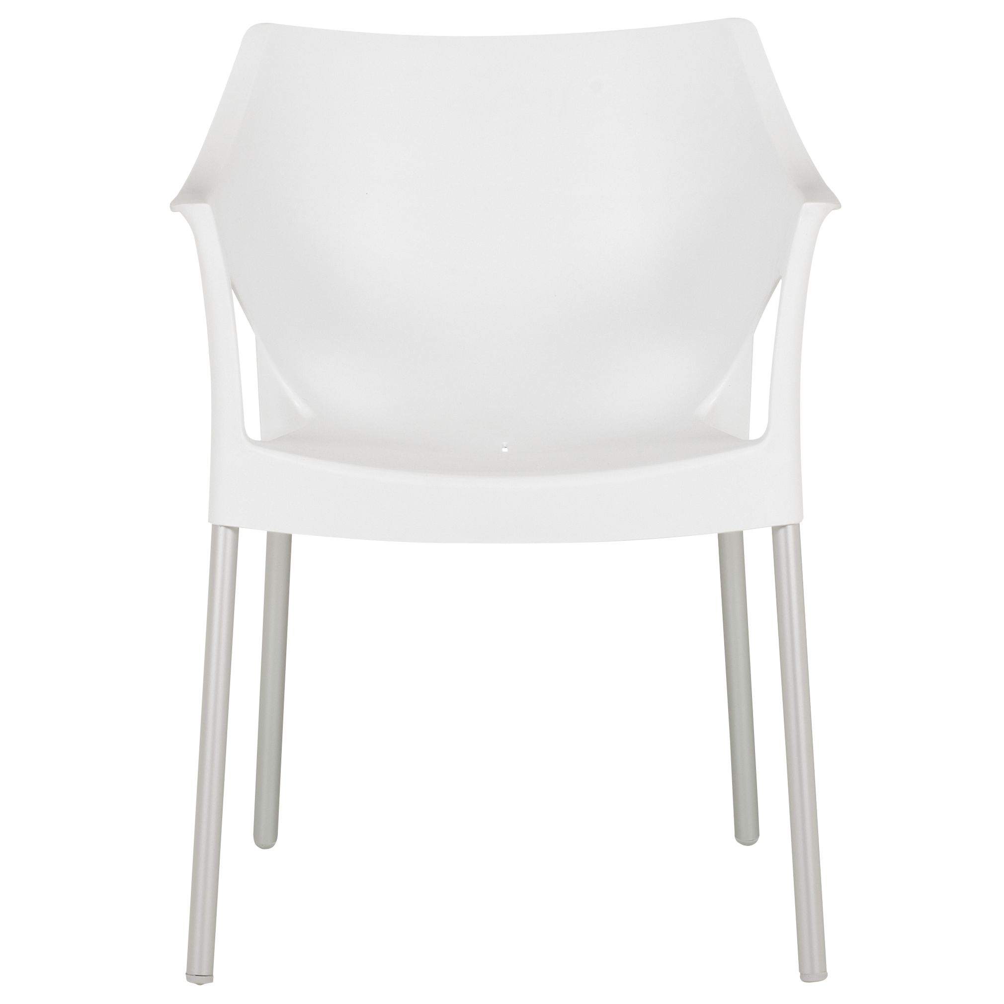 Resol Pole Outdoor Armchair, White