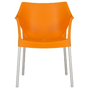Resol Pole Armchair, Orange