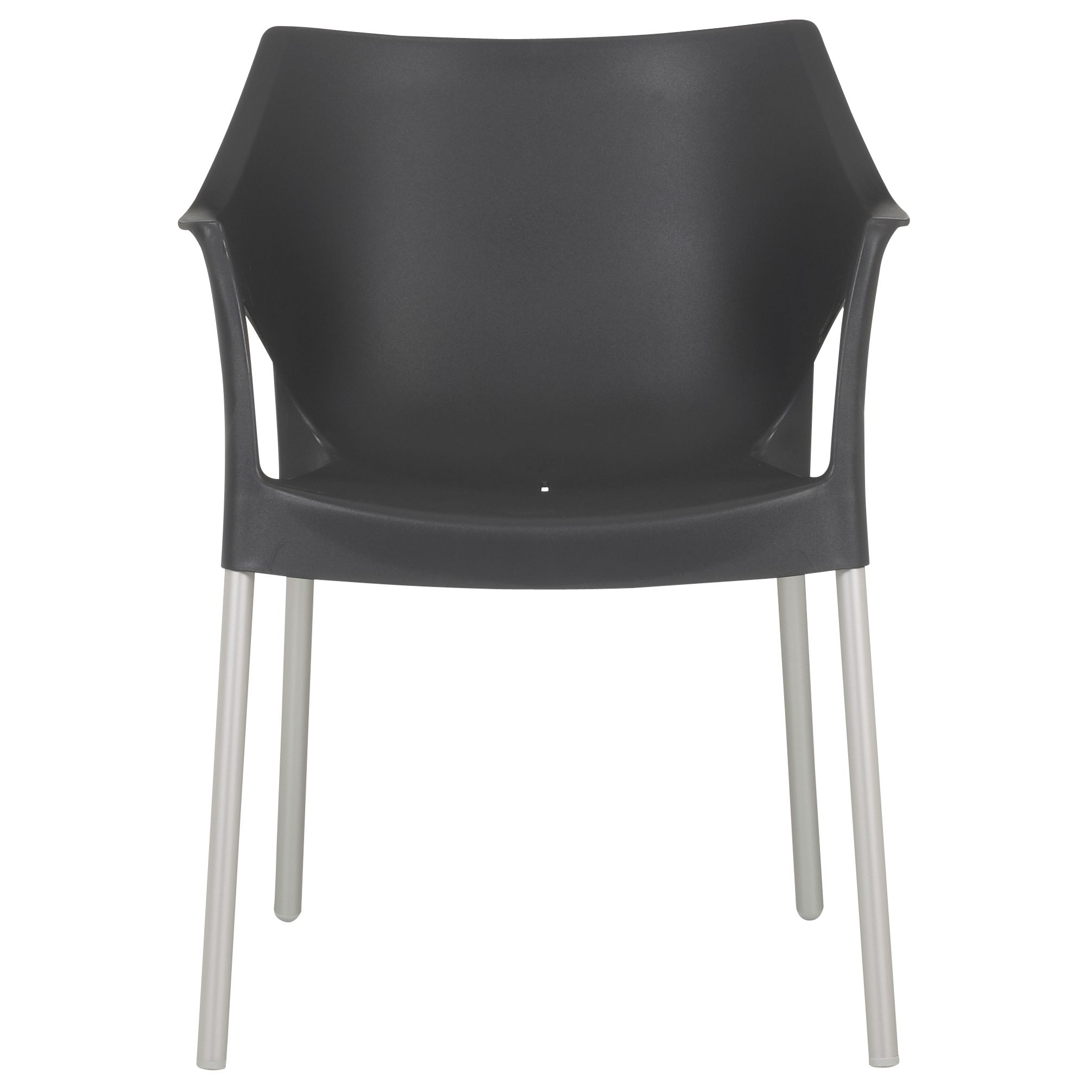 Resol Pole Outdoor Armchair, Grey