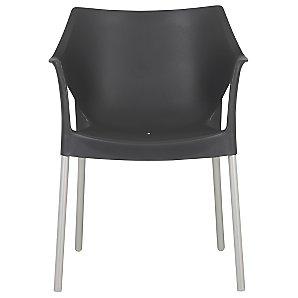 Resol Pole Armchair, Grey
