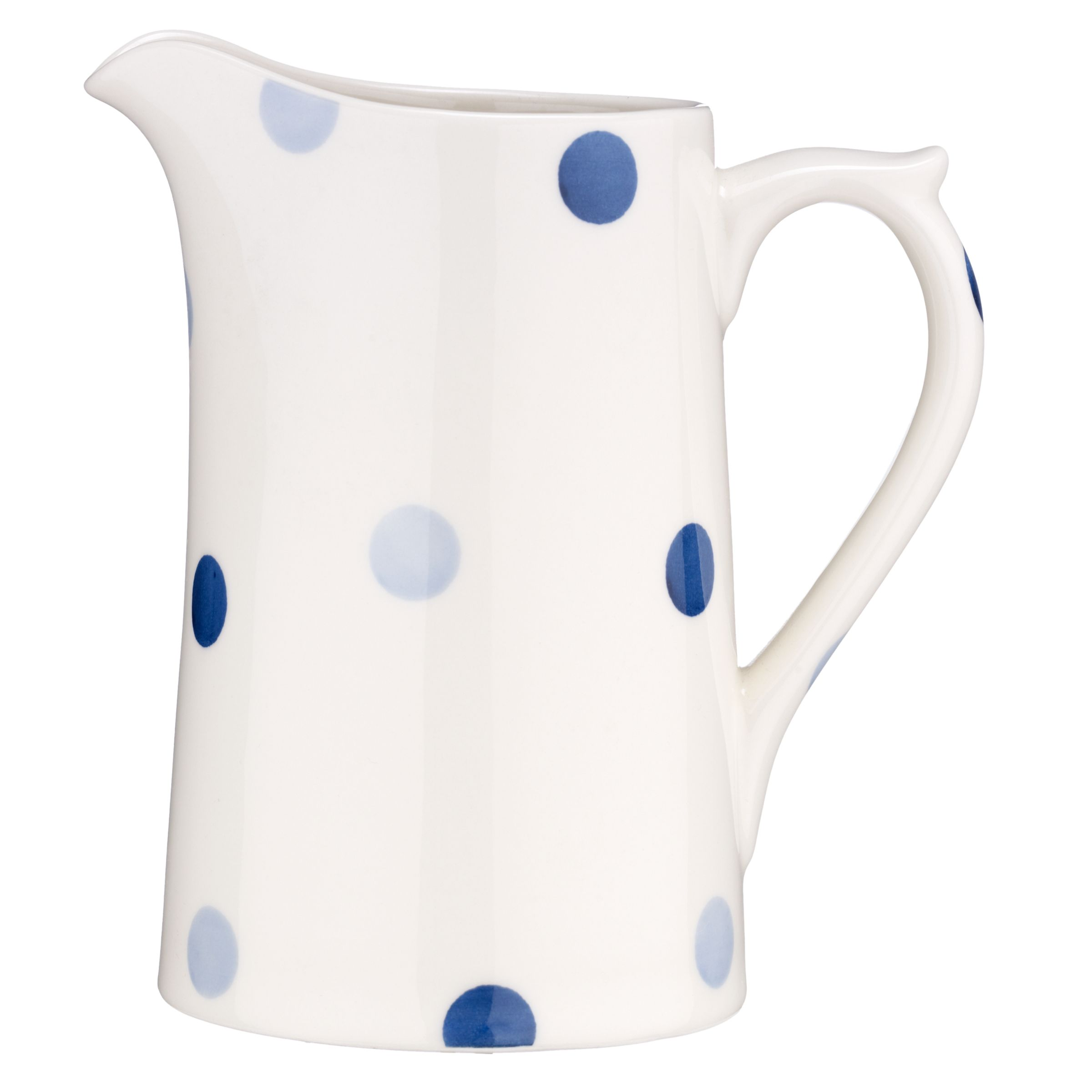 Fairmont & Main Blue Spot Large Jug