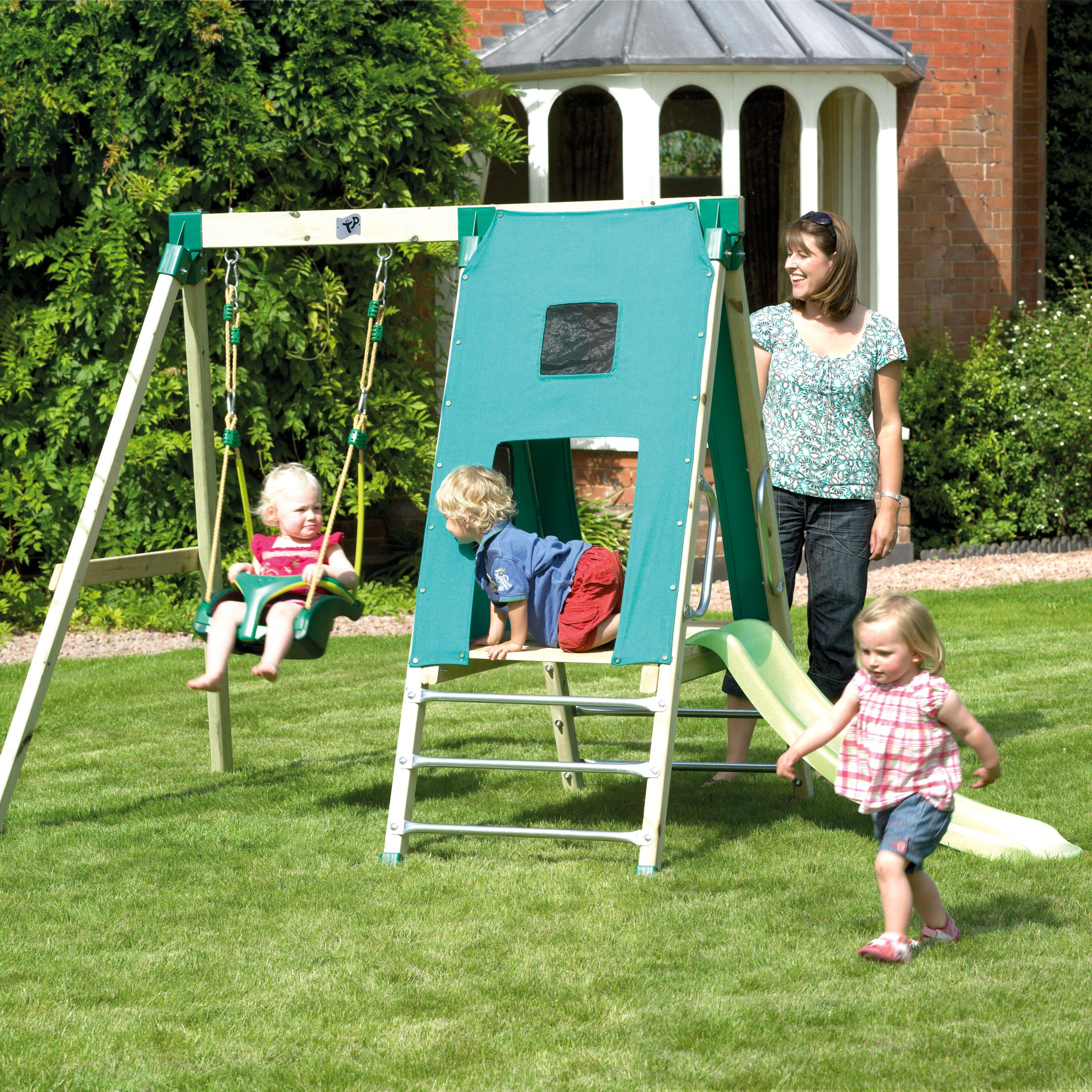 TP Early Fun Swing and Slide Set