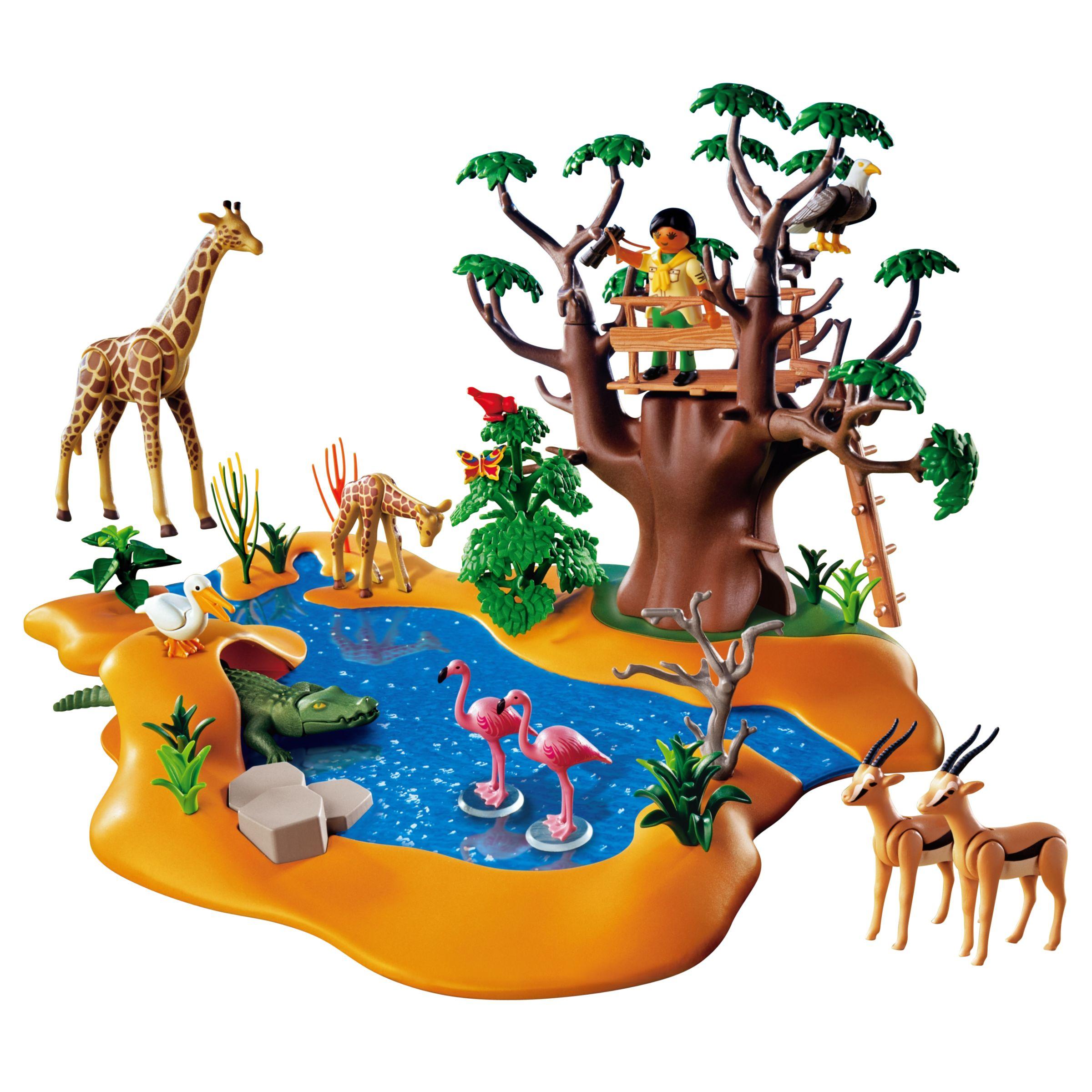 Playmobil Wild Life Waterhole